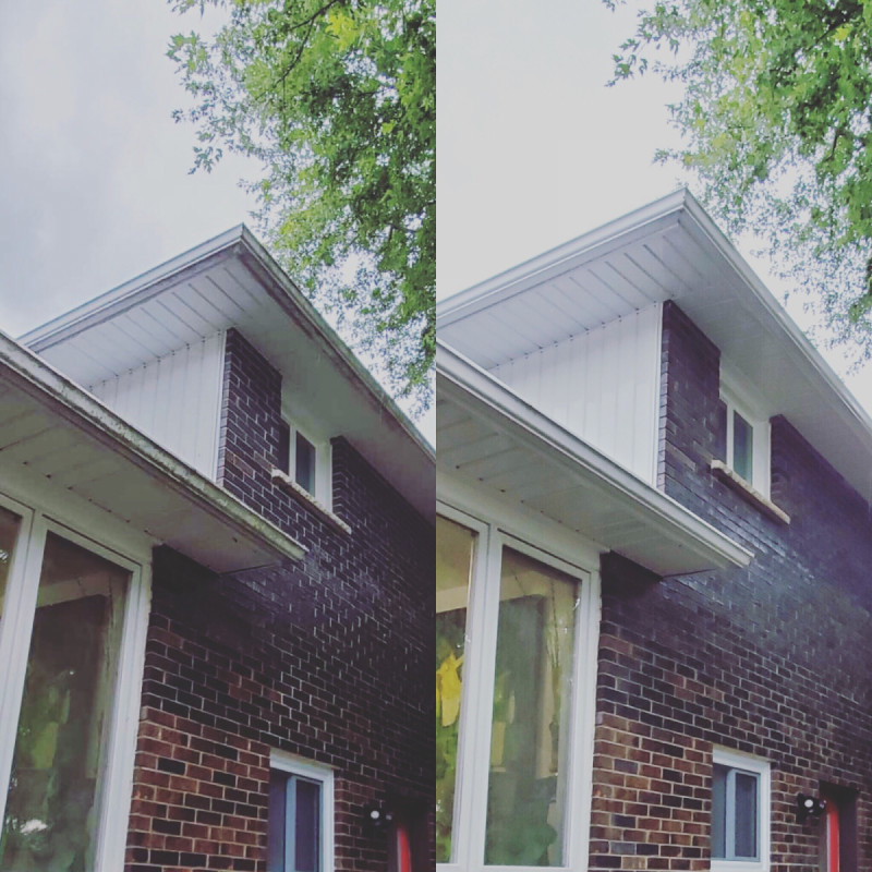 Window Cleaning Project Photos | Splash Window Cleaning