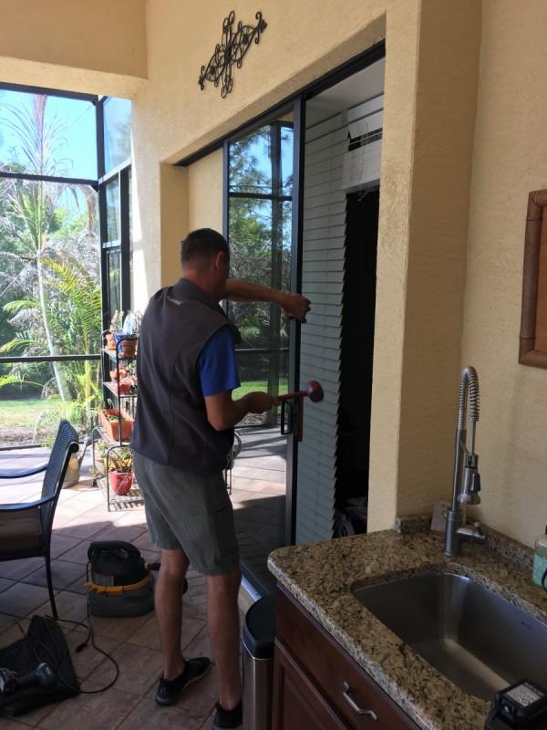 Florida Patio Door Repair